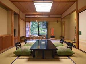 修善寺温泉 桂川:和室 西館 お部屋一例