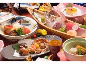 修善寺温泉 桂川:夕食イメージ