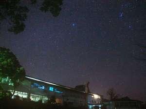 休暇村 雲仙:夜景に負けない夜空がある