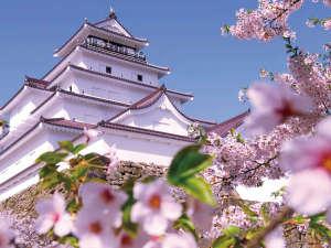 会津若松のシンボル*鶴ヶ城