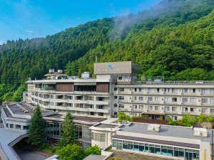 大江戸温泉物語 会津東山温泉 東山グランドホテルの写真