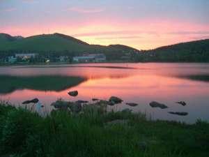 白樺湖畔天然温泉の小さな宿サワ・ルージュ