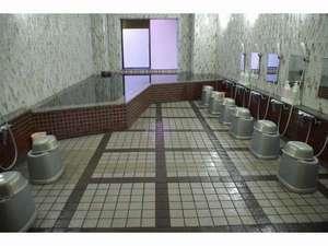 日昇館尚心亭:大浴場♪16時30分~23時朝は6時~8時の営業でございます。