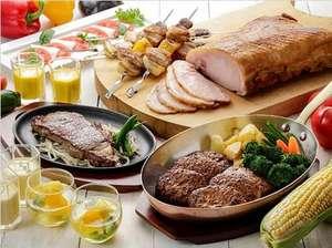 ホテル日航新潟:毎年好評のセリーナサマーバイキング♪今年はお肉づくしの「Nice to MEAT you!!」