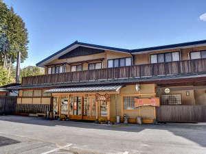 茶臼山温泉 森の宿 遊星館の写真