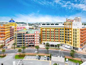北谷温泉 レクー沖縄北谷スパ&リゾート ベッセルホテルズの写真