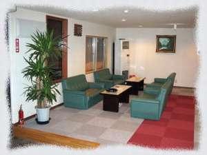 旅館 雪国:フロントロビー
