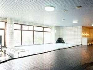 カプセルホテル&スパ・アルプス:富山県最大級!北アルプス水系おいしい天然水を使った大浴場です
