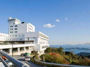 壮観絶景 三河湾 グリーンホテル三ヶ根の写真