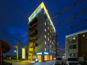 スーパーホテル千葉・市原 外観