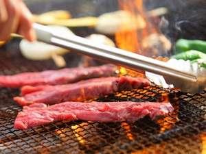ペンション カサブランカ99:BBQ