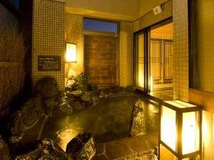 天然温泉神威の湯 ドーミーイン旭川:■女性大浴場「天然温泉露天風呂」