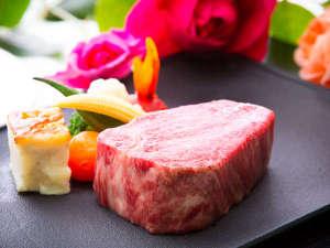 湯布院 ホテル森のテラス:【豊後牛ヒレステーキコース】豊後牛ヒレステーキ(150g)