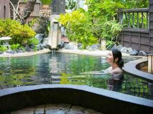 伊豆熱川温泉 ふたりの湯宿 湯花満開の写真