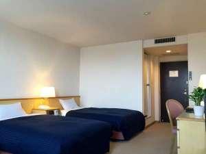 ホテルリブマックス札幌駅前:ツインルーム★マッサージチェア付き♪疲れた体にどうでしょう♪