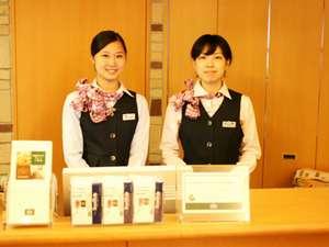 R&Bホテル名古屋栄東:皆様のお越しを私たちが笑顔でお出迎え!
