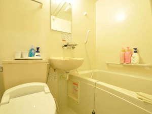 19平米のお部屋のお風呂