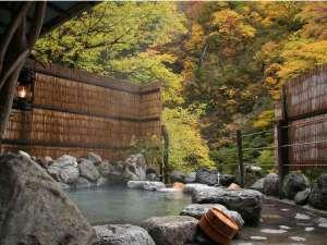 名剣温泉:露天風呂