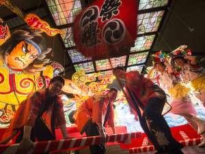 星野リゾート 青森屋:【みちのく祭りや】青森屋が誇る祭りショーレストラン。心ゆさぶる祭囃子と、絶品のお食事をご堪能