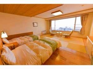 知床第一ホテル:西館和室ツイン