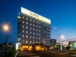 スーパーホテル浜松【浜松出世の湯】の写真