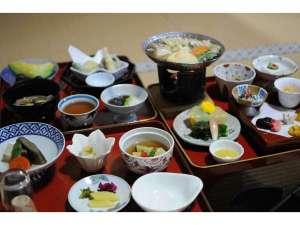 宿坊 遍照尊院(へんじょうそんいん):精進料理