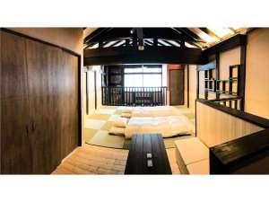 蔵宿 末広:寝室全体です
