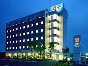 ひらたメイプルホテル【外観】
