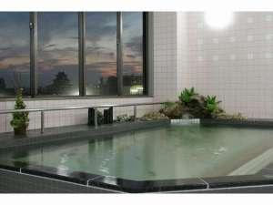KKRホテル広島(国家公務員共済組合連合会広島共済会館):5階大浴場は16時~24時、6時~9時でご利用頂けます。