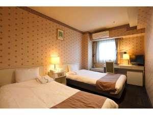 ホテル ブーゲンビリア新宿(旧 ラガール・ドゥ・ラヴィー新宿):ツイン