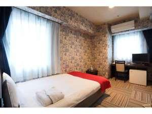 ホテル ブーゲンビリア新宿(旧 ラガール・ドゥ・ラヴィー新宿):シングル