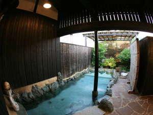 民宿旅館 里のやど 川尻:【大浴場】露天風呂でゆったりと成相温泉に浸かる。日々の疲れを癒して下さい♪/例
