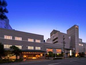 函館・湯の川温泉 花びしホテルの写真