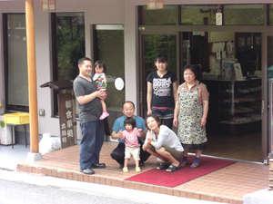 奈良県吉野山 太鼓判:家族経営の温かいアットホームな宿です♪