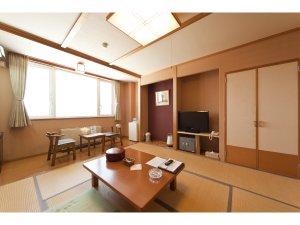 十勝岳温泉 カミホロ荘:客室