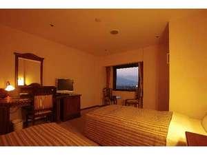 弘前パークホテル:ツインルーム