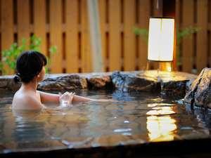 野の花 焼山荘 :平日だけのお楽しみは、貸切露天風呂