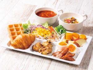 コンフォートホテル神戸三宮:◆彩り豊かな朝食サービス◆