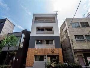 サクラクロスホテル上野入谷【外観】