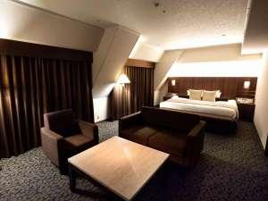 ホテルベルクラシック東京:【スイートルーム】禁煙/ベッド幅200cm