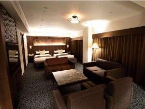 ホテルベルクラシック東京:【ロイヤルスイートルーム】禁煙/ベッド幅120cm