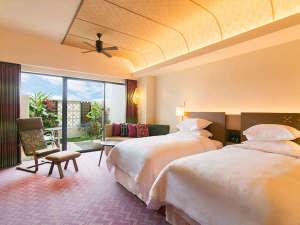 シェラトン沖縄サンマリーナリゾート:2016年12月30日 NEW OPEN!全室50平米以上の贅沢な空間☆新棟「サウスタワー」