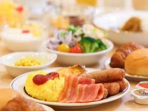 アパホテル<札幌>:朝食バイキング