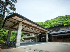 千二百年 湯めぐりの里 大沢温泉「山水閣」の写真