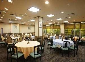 セントラルホテル佐世保:レストラン四季 ※朝は朝食会場