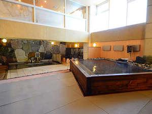 大浴場「宵街」