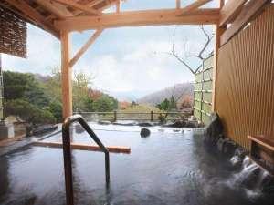 山景の宿 流辿(りゅうせん):露天風呂