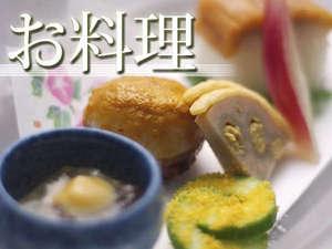 ◆お料理のご案内◆~四季を愛でる佐勘の味~