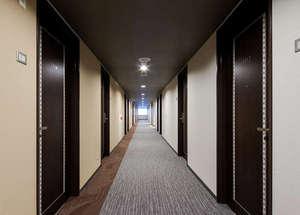 ダイワロイネットホテル和歌山:廊下