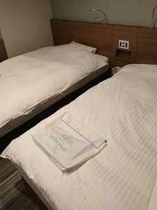 ホテル伊丹:ツインルーム